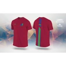 T-Shirt - Maroon
