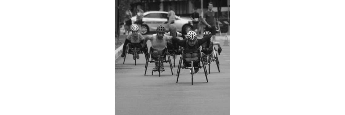 RUN ENTRY WHEELCHAIR RACE